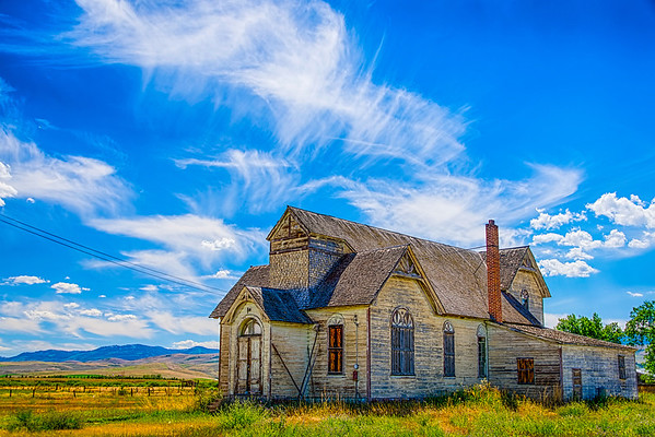 Church, Ovid Idaho