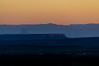 Shiprock from Far View, Sunset